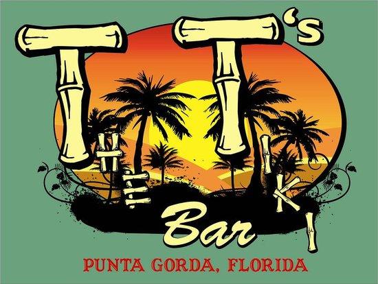 TT's Tiki Bar Logo