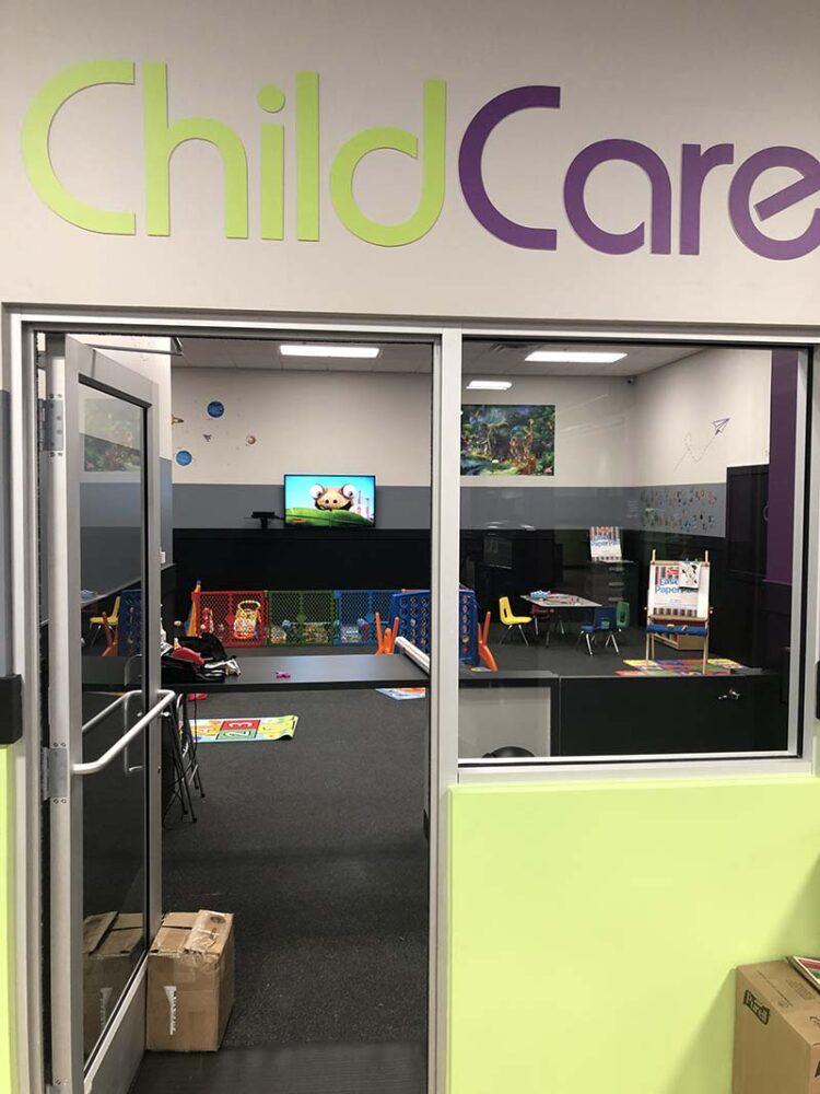 Gym Childcare
