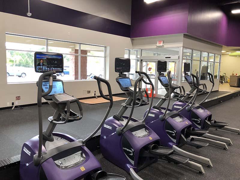 exercise bikes gym