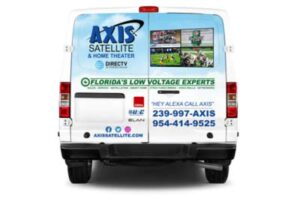 Axis Tech Van