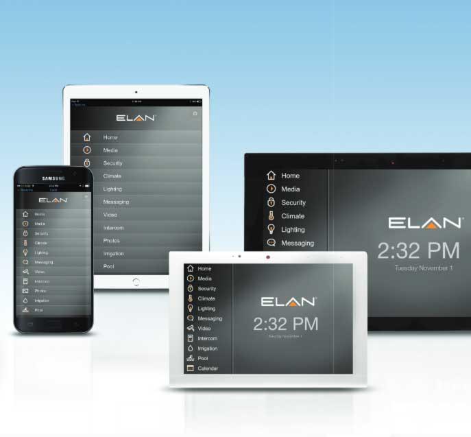 Elan - Smart Home Automation