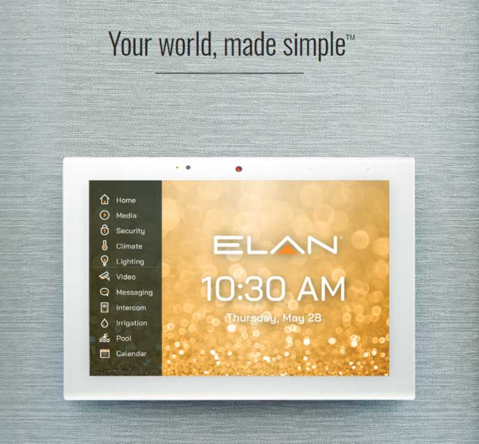Elan Smart Home Automation